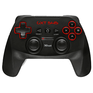 Trust GXT 545 Yula Wireless PC-PS3 - Gamepad