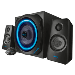Trust GXT 628 2.1 Illuminated Speaker Set Limited Edition 120W - Altavoes