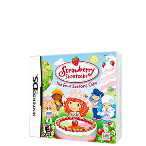 Strawberry Shortcake - The Four Seasons Cake