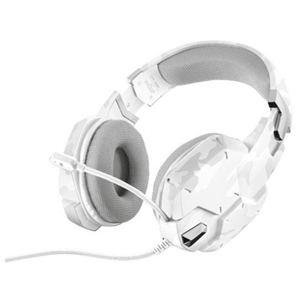 GXT 322W White Camouflage - Auriculares Gaming