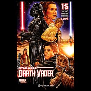 Comic Star Wars: Vader nº 15