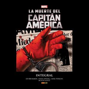 Marvel Integral: La Muerte del Capitán América