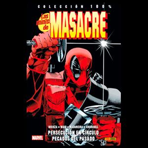 100% Marvel. Las Minis de Masacre nº 1