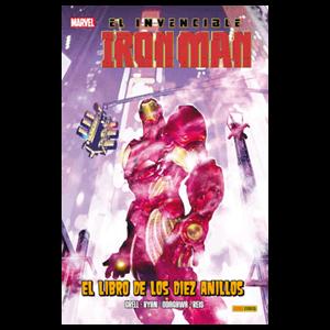 El Invencible Iron Man: El Libro de los Diez Anillos