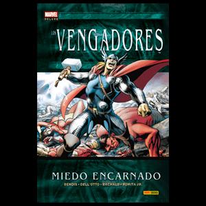 Deluxe. Los Vengadores: Miedo Encarnado