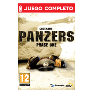 Codename Panzers Phase One