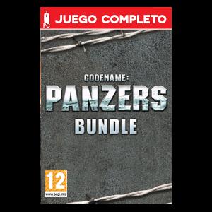 Codename Panzers Phase Bundle