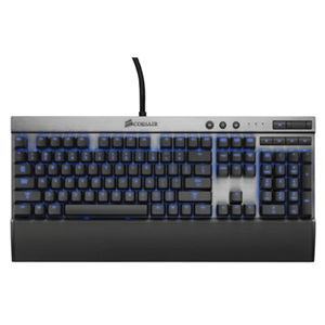 Corsair K70 Mecánico Led Blue MX Red