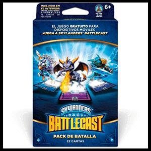 Skylanders Battlecast Pack De Batalla A