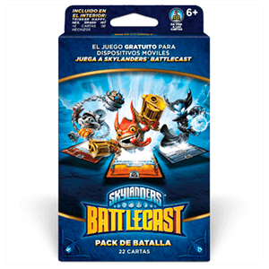 Skylanders Battlecast Pack De Batalla B