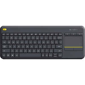 Logitech K400 BLACK PLUS Wireless