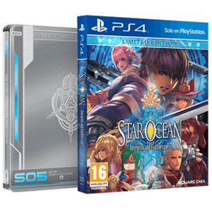 Star Ocean 5: Integrity and Faithlessness Edición Limitada