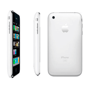 iPhone 3Gs 16Gb (Blanco) - Libre -