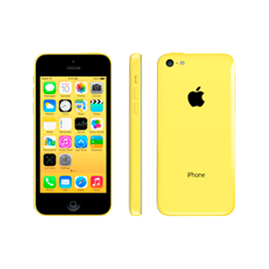 Iphone 5c 8Gb (Amarillo) -Libre-