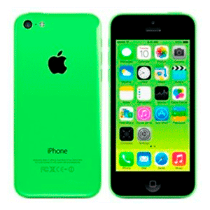 Iphone 5c 8Gb Verde Libre
