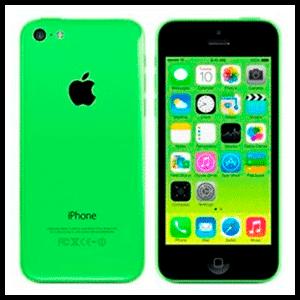 Iphone 5c 8Gb Verde Libre