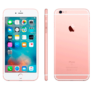 iPhone 6s 16gb Oro Rosa Libre