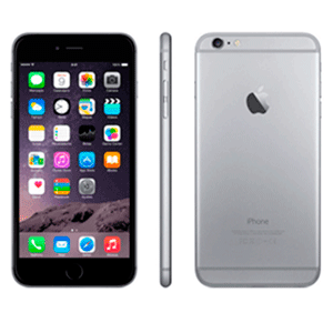 iPhone 6s Plus 16gb Negro Libre