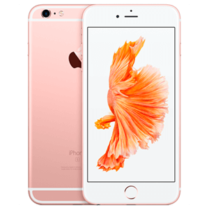 iPhone 6s Plus 16gb Oro Rosa Libre