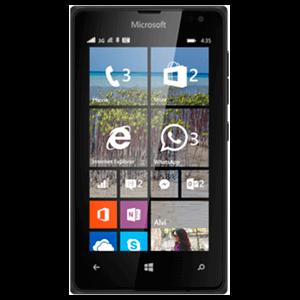 Microsoft Lumia 435 8Gb Negro - Libre -