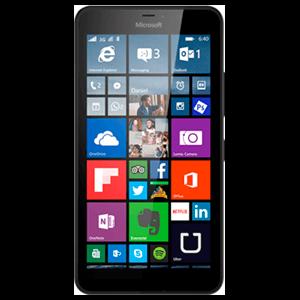 Microsoft Lumia 640 XL Negro - Libre