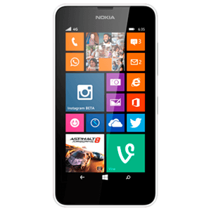 Nokia Lumia 635 8Gb (Blanco) - Libre -
