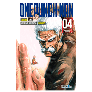 One Punch Man nº 4