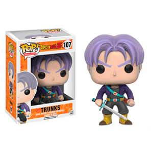 Figura Pop Dragon Ball: Trunks