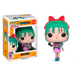 Figura Pop Dragon Ball: Bulma