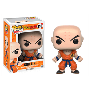 Figura Pop Dragon Ball: Krillin