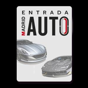 Madrid Auto - Entrada Acceso Unico