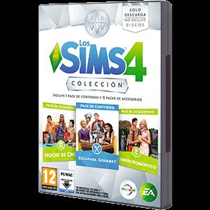 Los Sims 4 Colección 3