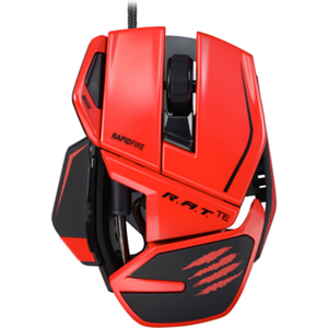 Madcatz R.A.T.TE Mouse  Red