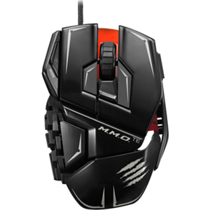 Mad Catz M.M.O.TE Mouse - Gloss Blk
