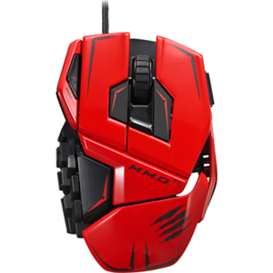 Mad Catz M.M.O.TE Mouse - Red
