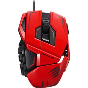 Mad Catz M.M.O.TE Mouse - Rojo