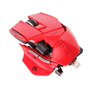 Madcatz R.A.T.9 Mouse - Red