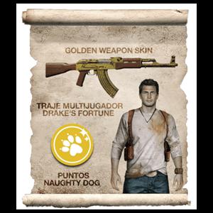Uncharted 4: El Desenlace del Ladrón Pack 1