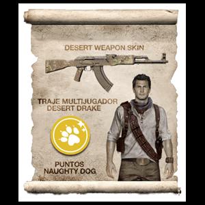 Uncharted 4: El Desenlace del Ladrón Pack 2
