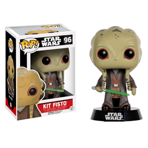 Figura Pop Star Wars: Kit Fisto