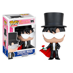 Figura Pop Sailor Moon: Tuxedo Mask