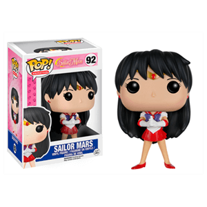 Figura Pop Sailor Moon: Marte