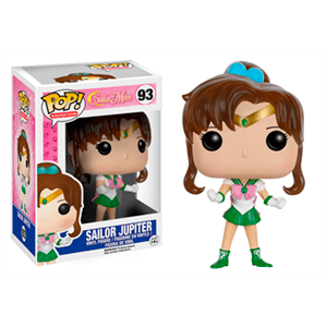 Figura Pop Sailor Moon: Jupiter