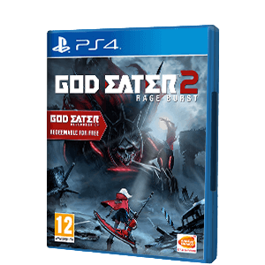 God Eater 2: Rage Burst + God Eater: Resurrection