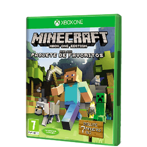 Minecraft Xbox One Edition: Paquete de Favoritos