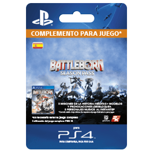Battleborn Season Pass PS4