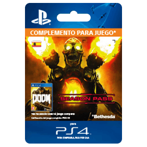DOOM Season Pass Bundle PS4
