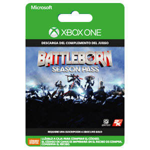 Battleborn Season Pass XONE