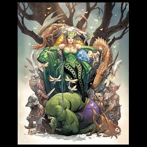 El Alucinante Hulk nº 50