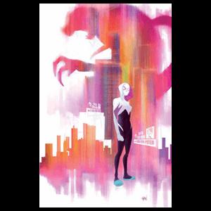 100% Marvel. Spider Gwen